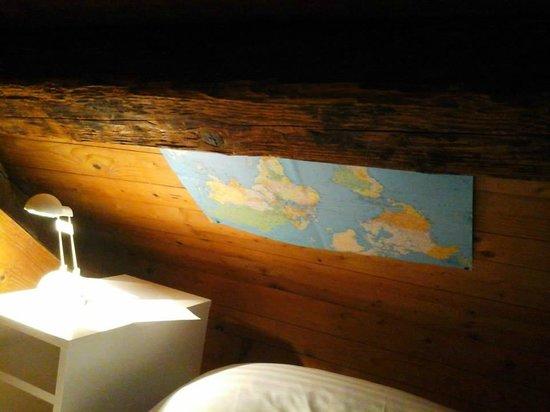 Home St.Pierre: Bedroom