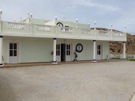 Athena Pallace Hotel: ingang