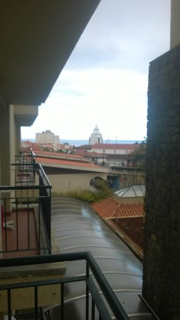 Hotel Santa Catarina: Room View