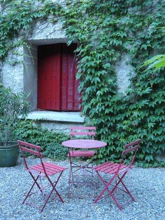 HOTEL LOU CIGALOUN : outdoor space