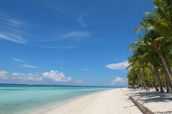 Bohol Beach Club: Beautiful private beach