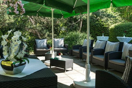garten lounge design, garten - lounge - picture of hotel landgasthof leuen, uitikon, Design ideen