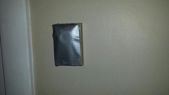 Albert Street Inn: Duct tape the thermostat
