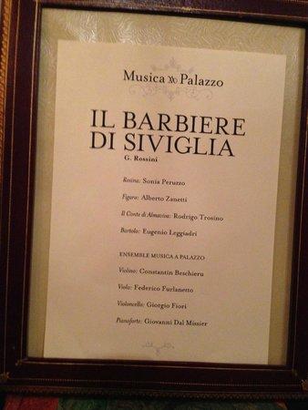 Musica A Palazzo: Die Künstler am 8.6.14