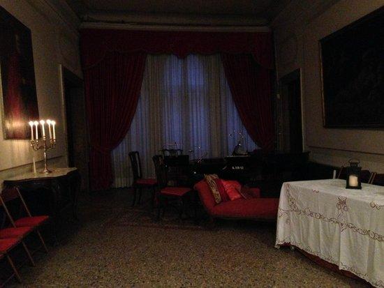 Musica A Palazzo : 1. Akt