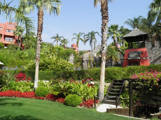 Asia Gardens Hotel & Thai Spa, a Royal Hideaway Hotel : Gardens