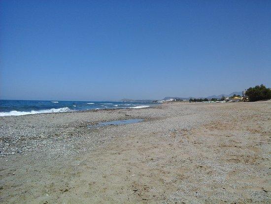 Rethymno Residence : het strand