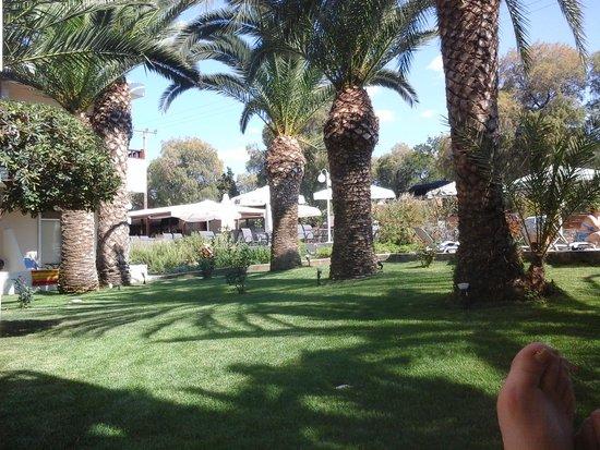 Rethymno Residence : vanuit de kamer