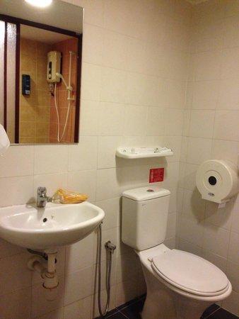 Mirama Hotel: Bathroom - Mirama