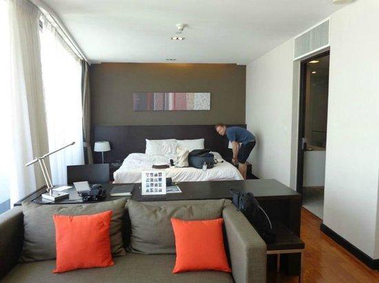 Fraser Suites Sukhumvit: Room