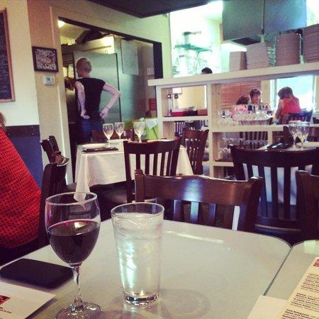 Photo of Italian Restaurant Urbano Cafe at 1410 N Fitzhugh Ave, Dallas, TX 75204, United States