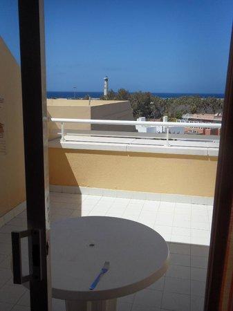 SBH Jandía Resort : Balkon mit Aussicht