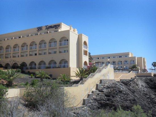 SBH Jandía Resort : die Anlage