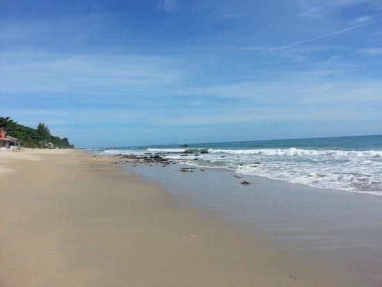 Lanta Klong Nin Beach : Klong nin