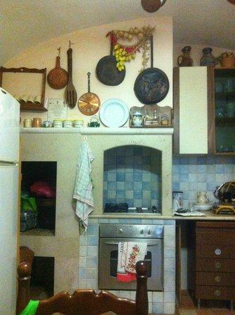 L'Antico Rifugio: Кухня