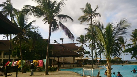 Amani Tiwi Beach Resort: beautiful resort