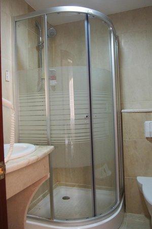 Al Rashid Hotel: バスルーム