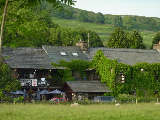 Watermill Inn & Brewing Co : The Watermill Inn