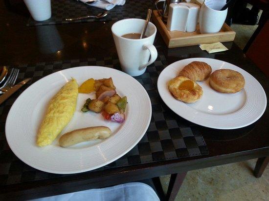 Beijing Marriott Hotel Northeast : Breakfast