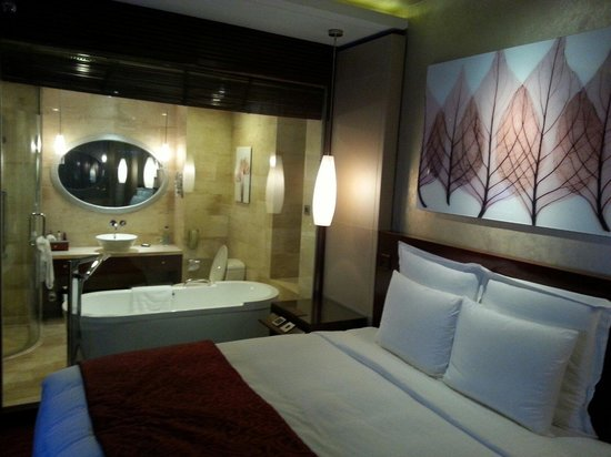 Beijing Marriott Hotel Northeast : Room