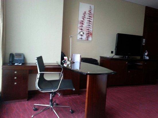 Beijing Marriott Hotel Northeast: Table