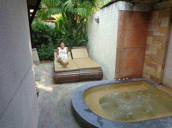 Railay Bay Resort & Spa: Jacuzzi