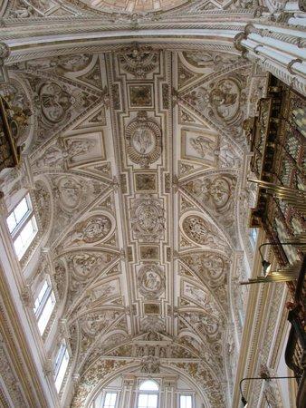 Moschee-Kathedrale (Mezquita de Córdoba): PARTICOLARE DECORATIVO