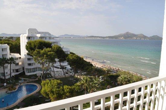 Hotel Playa Esperanza: vue de la 3627