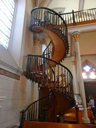 Loretto Chapel: Stunning staircase