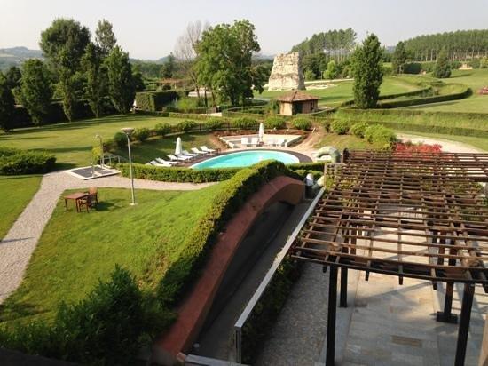 Albergo dell'Agenzia: piscine