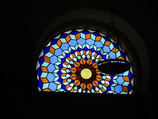 Mezquita Cathedral de Cordoba: PARTICOLARE DECORATIVO