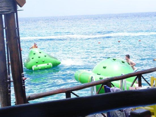 Jimmy Buffett's Margaritaville: Outdoor water fun