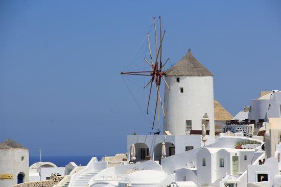 Private Santorini Tours - Private Day Tours: windmill