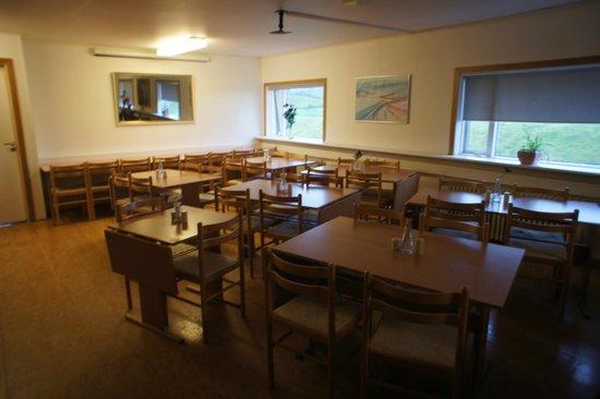 Fit Hostel: Dining room