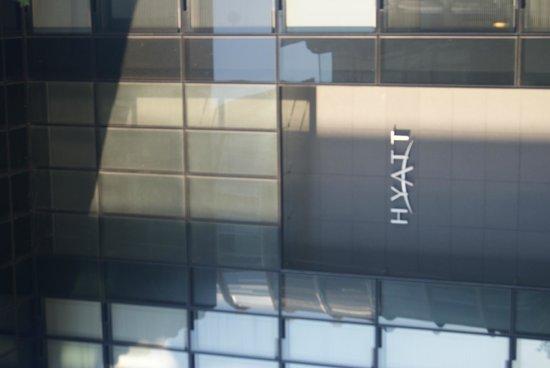 Hyatt Regency Düsseldorf: tour de l'hotel