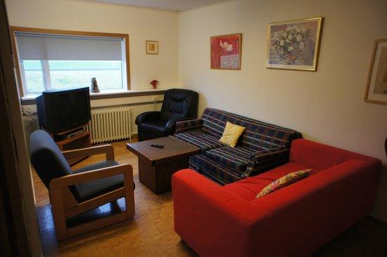 Fit Hostel: Salon