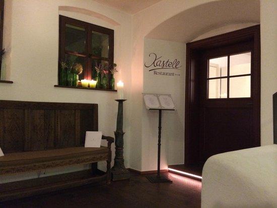 Hotel Burg Wernberg: Gourmetrestaurant