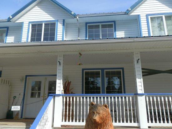 Sayward Valley Resort Fisherboy Park : Motel