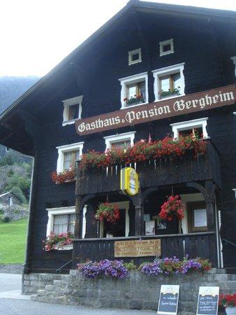Gasthaus Bergheim: гостиница
