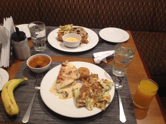 Residency Hotel Andheri: Dinner at residency mumbai