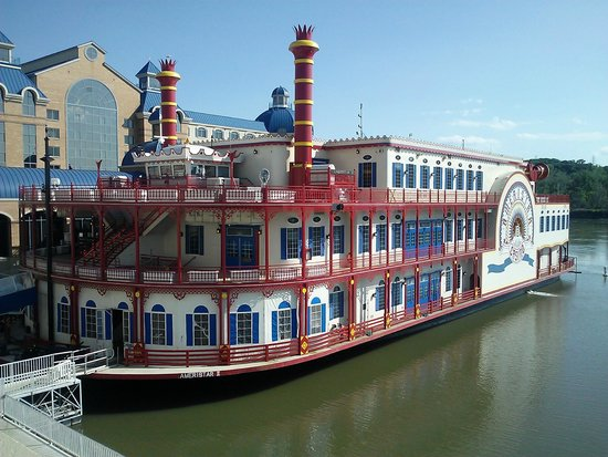 Ameristar Casino Hotel Council Bluffs: Riverboat cacino