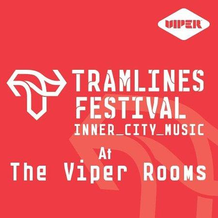 The Viper Rooms: Tramlines at Viper Rooms