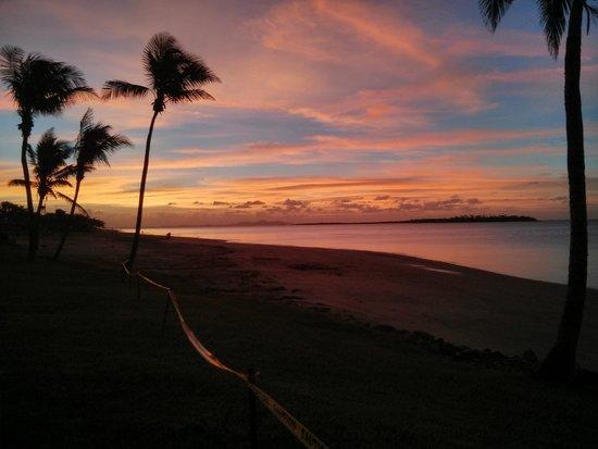 Hilton Fiji Beach Resort & Spa: amazing sky