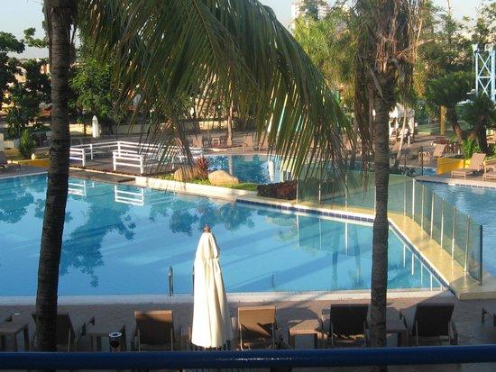 Meliá Santiago de Cuba: Pool area