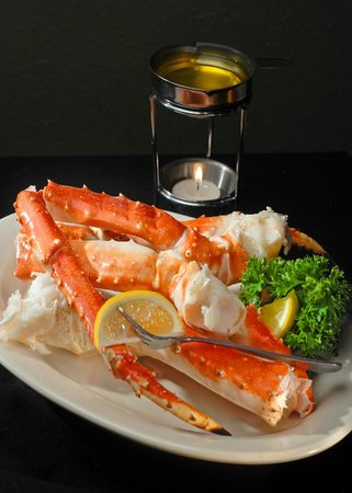 Domenicos Italian Restaurant & Catering: King Crab Legs