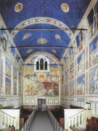 Scrovegni Chapel: Veduta d'insieme