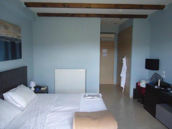 Hotel Perivoli: room
