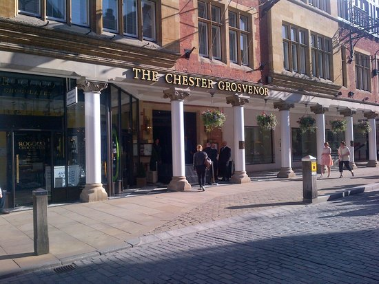 The Chester Grosvenor: CG