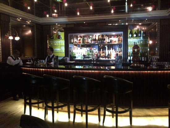 The Chester Grosvenor: Bar
