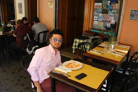 Gino 51: Tasting the tasty lasagna